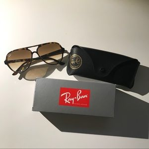 RAYBAN Cats 5000 Classic Tortoise/Brown